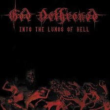 GOD DETHRONED 'INTO THE LUNGS OF HELL' CD NEW+