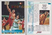 JOKER BASKET Serie A1 1994-95 - Angelo Reale # 127 - Mint