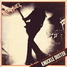 Asomvel - Knuckle Duster LP - USED Vinyl Album - RARE Heavy Metal Record