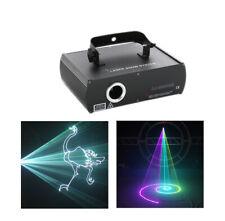 500mW RGB Beam Animation Laser Light Program DMX Projector DJ Party Stage Lights