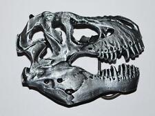 Dinosaur Skull Metal Belt Buckle T-Rex Tyrannosaurus For Fossil Lover!! #417 4o