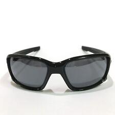 Oakley Sunglasses * Straightlink 9331-01 Polished Black Black Iridium COD PayPal