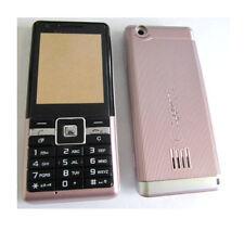Fascia Housing Back Battery Cover Case Keypad For S.Eric J105 J105i Pink UK