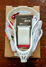 U String It: 1 New Element Onset Lacrosse Head Unstrung w/ 1 Complete String Kit