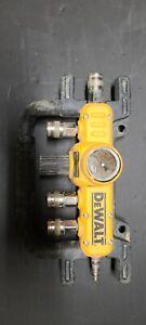 Dewalt Quadraport  4-port line splitter