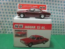 Vintage  -  JAGUAR  XJ 6L  - 1/25 Polistil  S.31 - Made in Italy 1975 - MIB