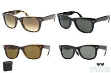ray ban 4105 wayfarer pieghevole folding wayfarer sunglasses occhiali da sole