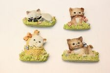 Ceramic/Pottery Collectable Fridge Magnets