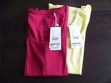 2 s.Oliver Trägertops in Größe 36 in Pink und Gelb - Neu mit Etiketten