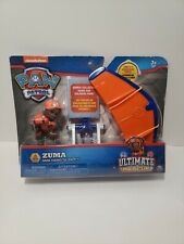 PAW PATROL ULTIMATE RESCUE ZUMA MINI HANG GLIDER VEHICLE & FIGURE NEW 2018