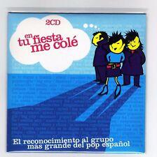 MECANO  Only Spain Promo Cd Maxi  EN TU FIESTA ME COLE 3 tracks  2005  /17