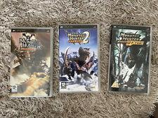 Monster Hunter BUNDLE (PSP - PAL)