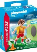 S70157 Jugador fútbol año 2019 70157 playmobil,especial special plus