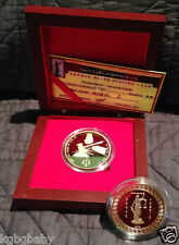Greek:- THEMIS ~ LAW _ Gold Plated collectable.with DISPLAY BOX