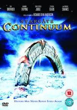 Stargate: Continuum DVD (2008) Ben Browder