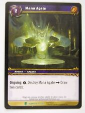 WoW: World of Warcraft Cards: MANA AGATE 57/361 - played