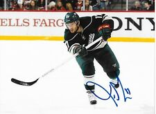 Torrey Mitchell Los Angeles Kings signed Minnesota Wild 8x10 photo autographed