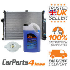 Honda S2000 2.0 - AVA Radiator EIS Cap Triple QX Blue Antifreeze Coolant 5L Kit