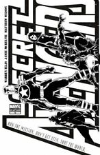 "SECRET AVENGERS #16 ""2ND PRINT SKETCH VARIANT- IN SEARCH OF A TIME NM 2ND PRINT"
