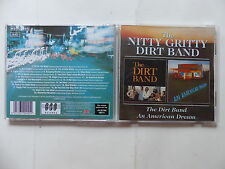 CD Album THE NITTY GRITTY BAND The dirt band/An american dreal BGOCD455 Country