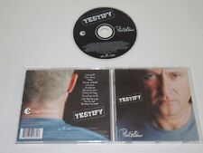 Phil Collins/testify (Warner Music/face value 0927-49273-2) CD Album