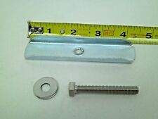 "Mearin 100 4"" Trench Drain LOCKING DEVICE GRATE FASTENER HOLD DOWN 141460 152116"