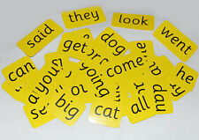 First 45 Words Flash Card Set Early Learning Educational
