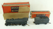 VTG Lionel Trains Corporation No. 2689W Dull Black Tender & No. 1666 Locomotive