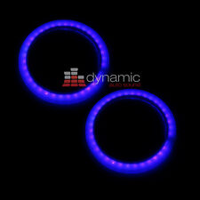 "Wet Sounds LED KIT 808 BLUE Marine LED Rings (Pair) for 8"" Coaxial Speakers New"