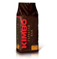 Kimbo Top Flavor 100% Arabica Coffee Beans 1kg - TRACKED SERVICE -