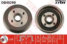 db4029b TRW freno de tambor eje trasero