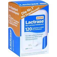 Lactrase 6.000 FCC Tbl.im Tavolette 2x120 Pz. PZN10950145