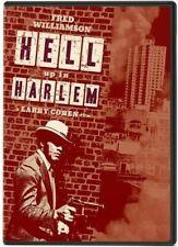 Hell up in Harlem (fred Williamson Margaret Avery Julius Harris) DVD
