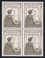 Mint Never Hinged/MNH Greenlandic Stamp Blocks