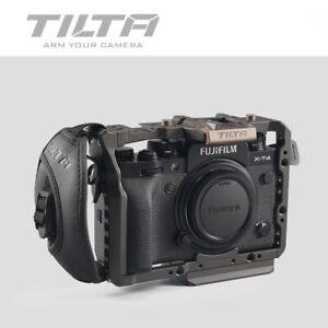 Tilta TA-T04-FCC Full Camera Cage for Fuji X-T3/X-T4 Accessories Tiltaing