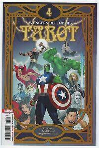 Tarot # 4 Cover A Avengers Defenders NM Marvel NM