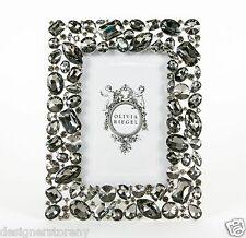 """Olivia Riegel Roxbury Picture Photo Frame w/ Swarovski crystals stones 4x6"""""""