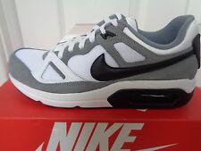 Nike Air Max Span Zapatillas Sneakers zapatos 554666 100 UK 7 EU 41 nos 8 Nuevo + Caja