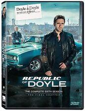 NEW - Republic of Doyle - Season 6