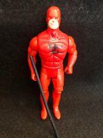 Vintage Toy Biz 1990 Marvel Super Heroes DAREDEVIL Action Figure
