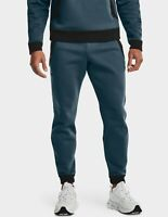 under armour UA recover FLEECE pantalon SURVETEMENT TAILLE L  MECHANIC BLUE