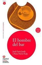El hombre del bar (ED11+CD) (Spanish Edition) (Leer En Español), Jordi, Suris Jo