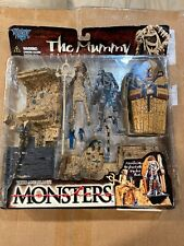 The Mummy Playset McFarlane Monsters figures Series 2