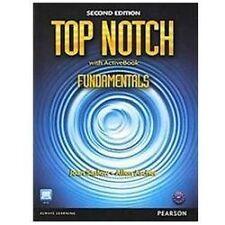 Top Notch Fundamentals with ActiveBook by Joan M. Saslow, Allen Ascher and Sasl…