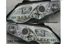 Ford Falcon FG XR6 Turbo Sedan Ute DRL Like NEW LED Chrome Projector Headlights