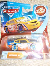 2010 Disney Pixar Cars Lenticular Eyes #41 RPM No.64