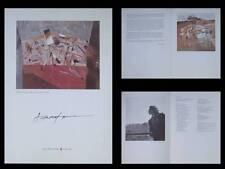 ASSADOUR - LIVRET EXPOSITION - 1986 - GALERIE FARIS