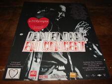 DANIEL DARC - PUBLICITE CREVECOEUR EN CONCERT !!!!!!!!!