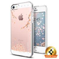 Spigen® Apple iPhone SE / 5S / 5 [Liquid Air Armor Blossom] Slim TPU Case Cover