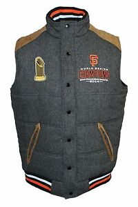 San Francisco Giants 2014 World Series Legacy Full Snap Vest  By G-III